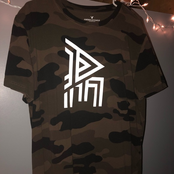 American Eagle Outfitters Other - American Eagle Camo Tee